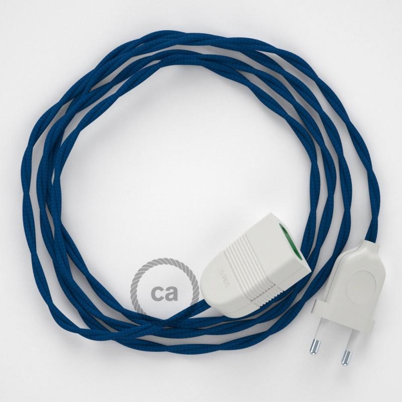 Ceramic lamp holder kit 100% Made in Italy - ENAMEL WHITE