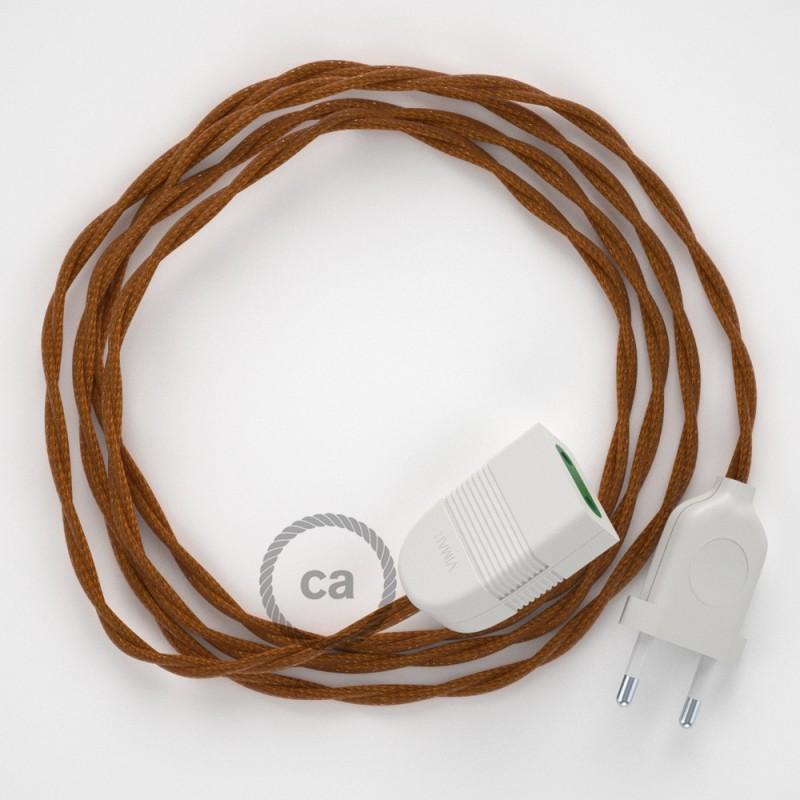 Ceramic lamp holder kit 100% Made in Italy - PISTACHIO GREEN ENAMEL