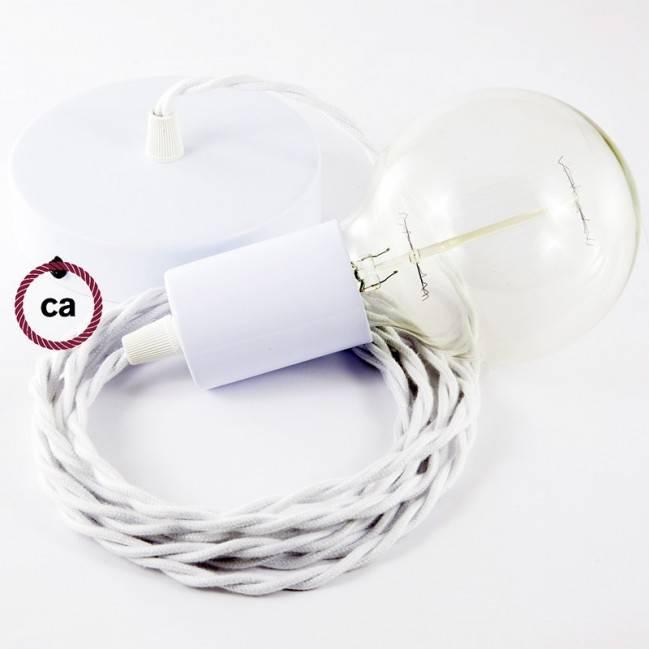 Small ceramic rose kit - 7.5 cm diameter – Craquelet effect 100% Made in Italy
